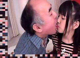 japanese old man fuck